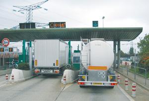 Fenadismer solicita a Bélgica que retrase la entrada en vigor del peaje para camiones