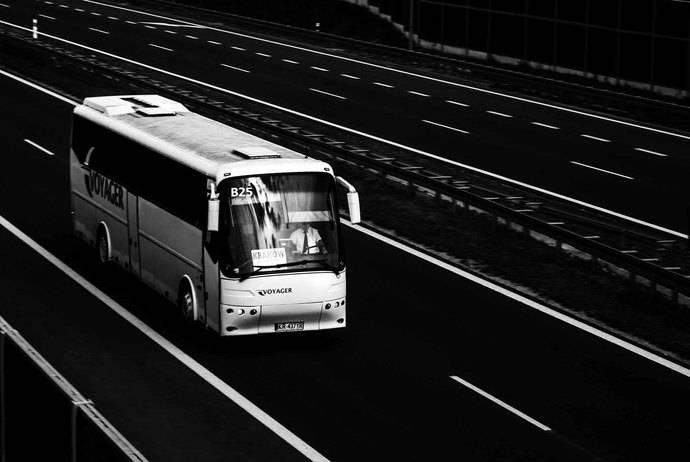 Los costes del transporte de viajeros en autocar crecen en primer semestre de 2018