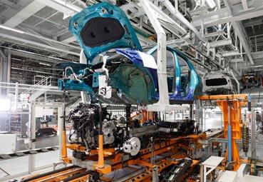 Cae la producción de vehículos comerciales