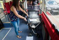 Busair, proyecto pionero para medir cómo se respira en el interior de buses