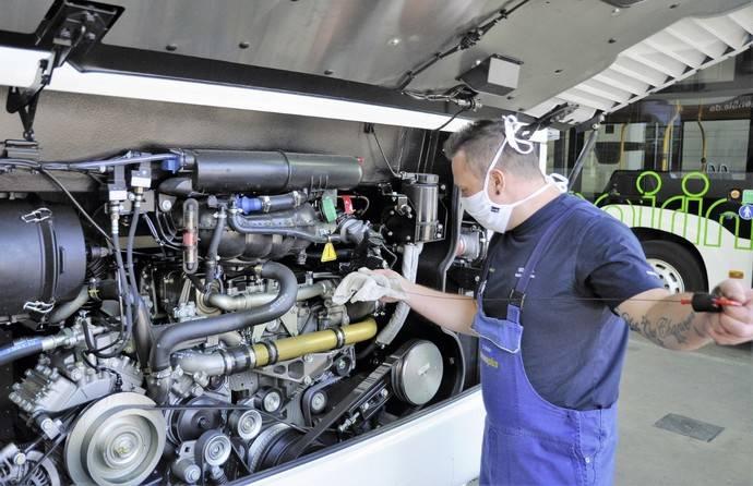 Centros de Servicio Omniplus Daimler, especial atención a las medidas sanitarias