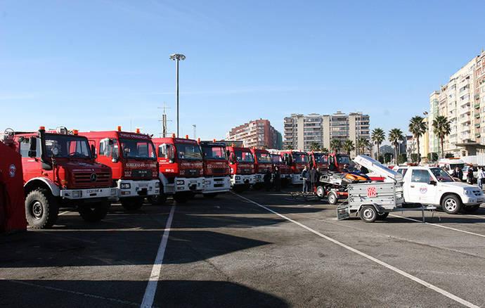 Convocatoria subvenciones ayuntamientos para vehículos de Protección Civil