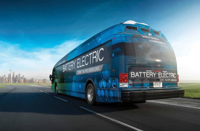 Toronto sigue contando con autobuses eléctricos