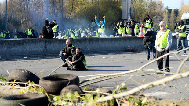 Se mantiene la huelga de transporte en Francia
