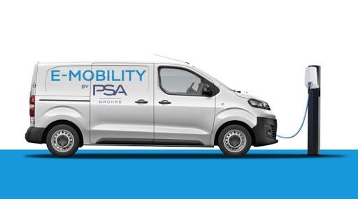 PSA 'enchufa' su gama de furgones medios