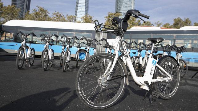 BiciMAD prorrogará la vigencia de los abonos anuales debido a la suspensión del servicio
