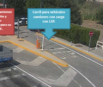 El Puerto de Algeciras activa hoy el carril LSP