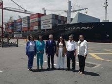 <div title='noticia 94932'>Marruecos, segundo destino de exportaciones de PortCastelló</div>