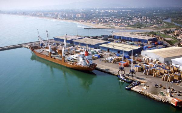 El tráfico del puerto de Gandía crece un 9,17%