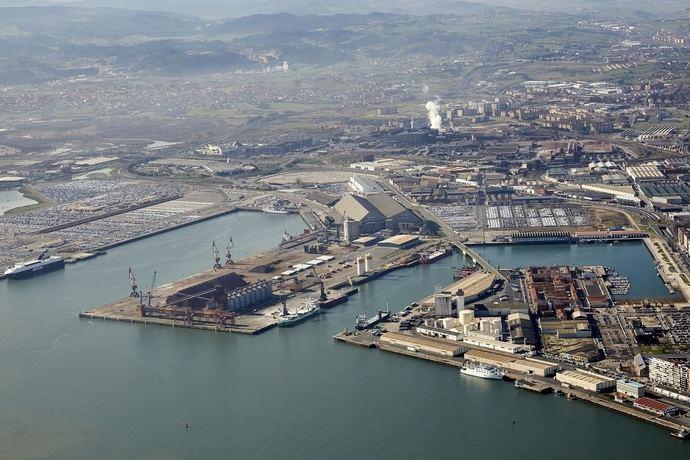 El Puerto de Santander logra repetir cifras históricas en sus tráficos