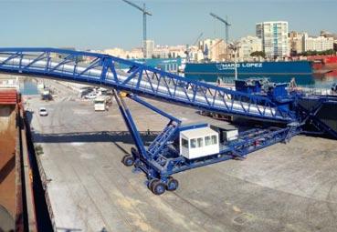 Los puertos de Estado mueven 285 millones de toneladas
