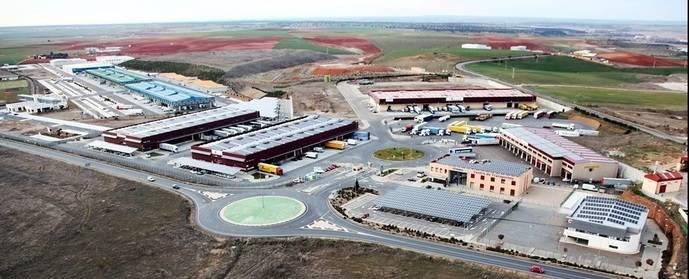 Salamanca aprueba un proyecto para el Puerto Seco este año