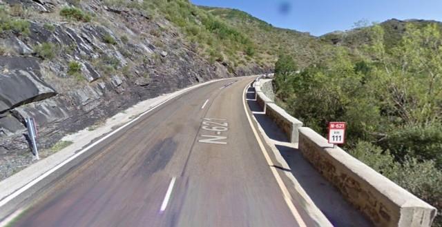 Red de Carreteras del Estado tiene más de 3.000 km con riesgo elevado de accidente grave