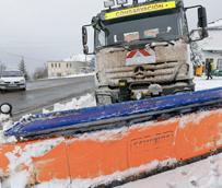 Fomento actúa en la Red de Carreteras del Estado para afrontar la nieve