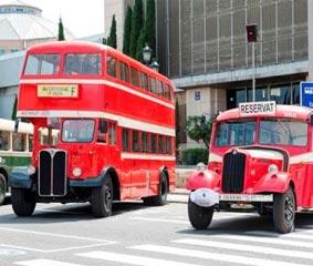 Llega la exposición y el 10º Rally de Autobuses Clásicos del TMB