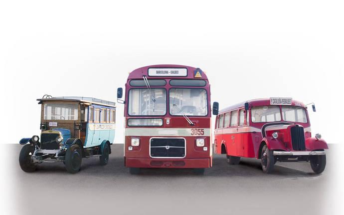 Indcar patrocina el 8º rally de autobuses clásicos