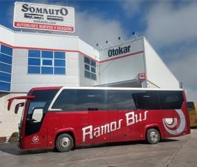 Ramos Bus adquiere un Otokar Ulyso T