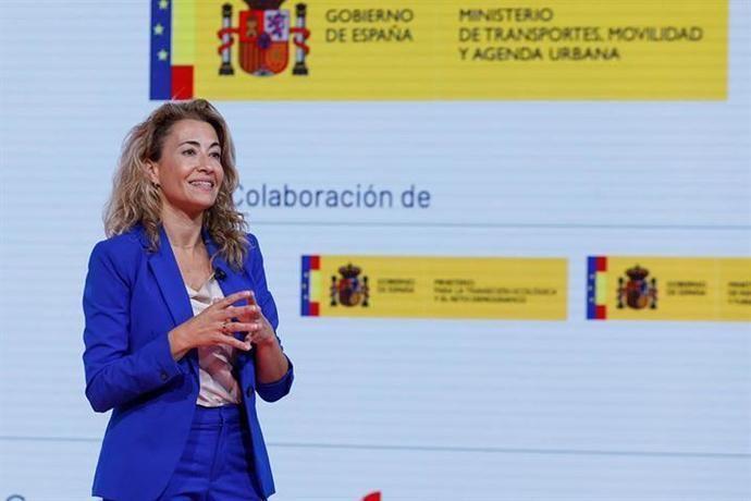 Raquel Sánchez anuncia la creación de un Sistema Nacional de Movilidad Sostenible