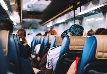 Cinco motivos de peso para viajar en autobús