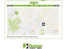 Redyser decide mostrar todas sus entregas en tiempo real