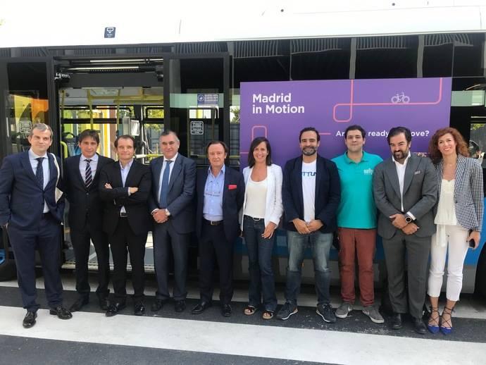 EMT crea proyecto piloto para pagar el autobús con reconocimiento facial