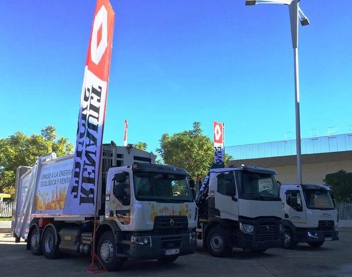 Renault Trucks en las XXV jornadas Anepma