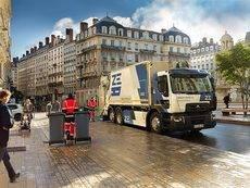 Renault Trucks propone varias opciones de financiación para su Gama Z.E.