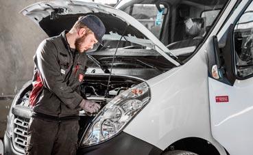 Nuevo contrato de mantenimiento de Renault Trucks