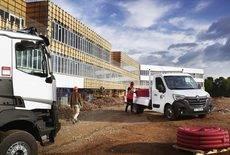 Renault Trucks presenta Renault Master Red Edition con tres años de garantía