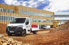 Renault Trucks facilita la compra de Master Red Edition
