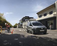 New Express Van: novedad en Renault furgonetas