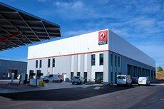 Las nuevas instalaciones de Renault Trucks.