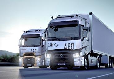 Renault Trucks amplía su gama de vehículos conectada con Predict