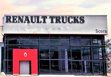 Renault Trucks inaugura unas nuevas instalaciones en Córdoba