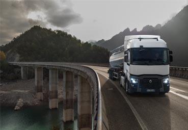 Renault Trucks facilita la vuelta al trabajo este mes