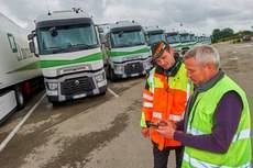 Sistema Optifuel de renault Trucks
