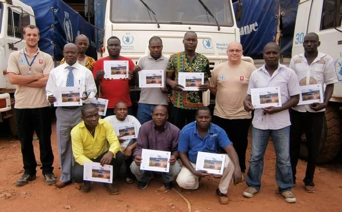 Renault Trucks colabora con el Programa Mundial de Alimentos