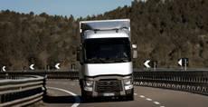 El Renault Trucks T destaca por su diseño rompedor y moderno.