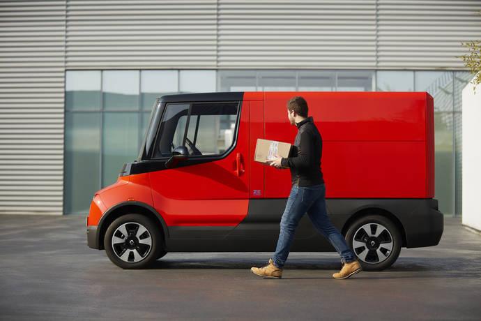 Renault crea el Ez-Flex, para la distribución urbana de última milla