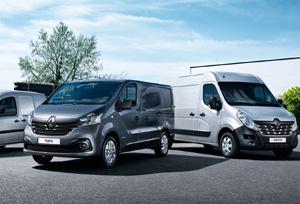 El Grupo Renault lidera, durante 18 años, el mercado de LCV en Europa