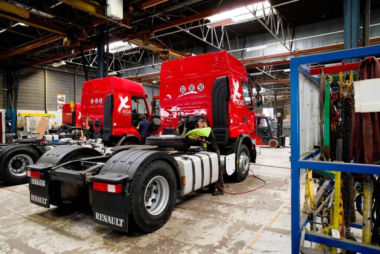 Nace el Used Trucks Factory, la unidad de Renault Trucks dedicada al vehículo de ocasión