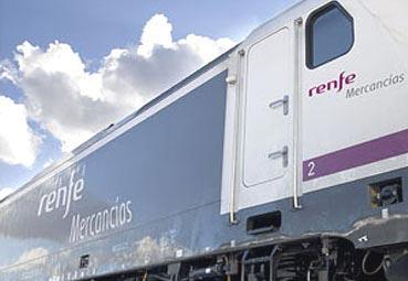 Nuevo tráfico de Renfe entre Valencia, Barcelona y Rotterdam