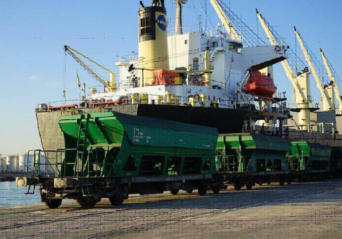 Renfe recupera el transporte de mercancías entre Tarragona y Lleida