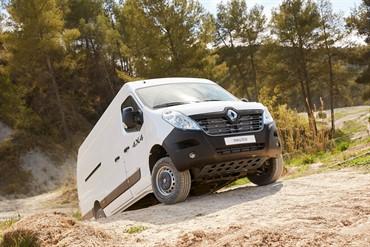Renault X-Track mejora el rendimiento en condiciones difíciles