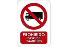 Restricciones a camiones para el año 2021