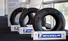 Michelin alcanza los 917 millones en el primer semestre