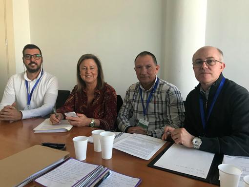 Reunión de Fetransa y representantes del PP para consolidar la prórroga del decreto de Módulos