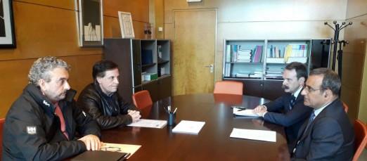 Asturias y el sector del taxi valoran positivamente la ley autonómica de transportes