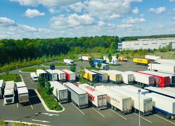 El sistema Bosch Secure Truck Parking continúa su expansión