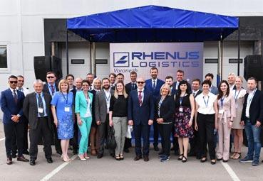 El grupo Rhenus abre nueva sede logística en Rusia